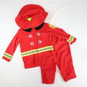 Carter's Unisex Baby Firefighter Costume 24 Months